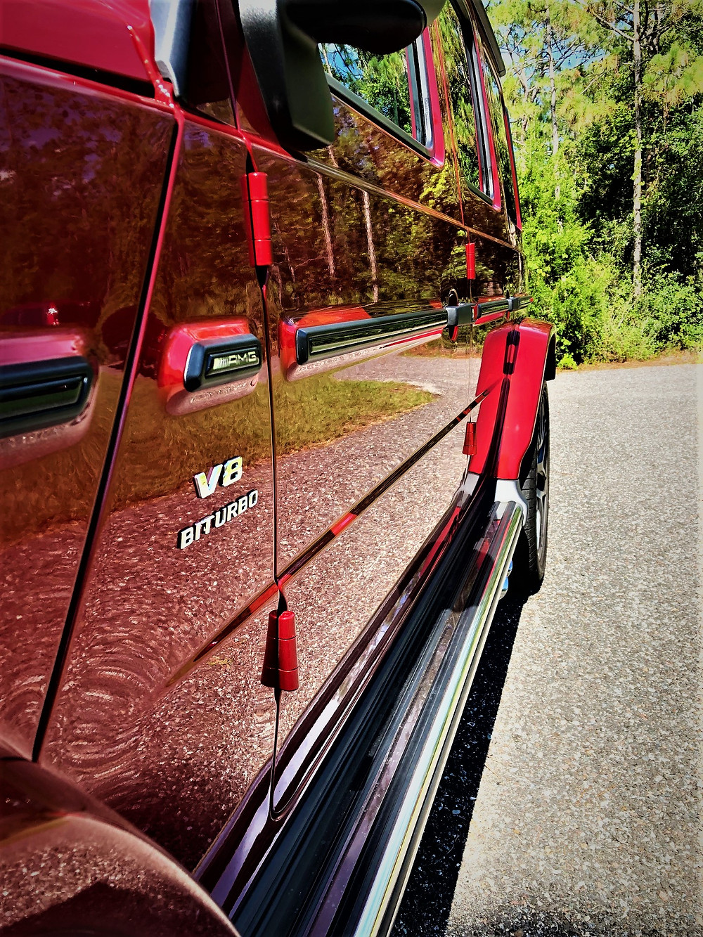 G Wagon - 1