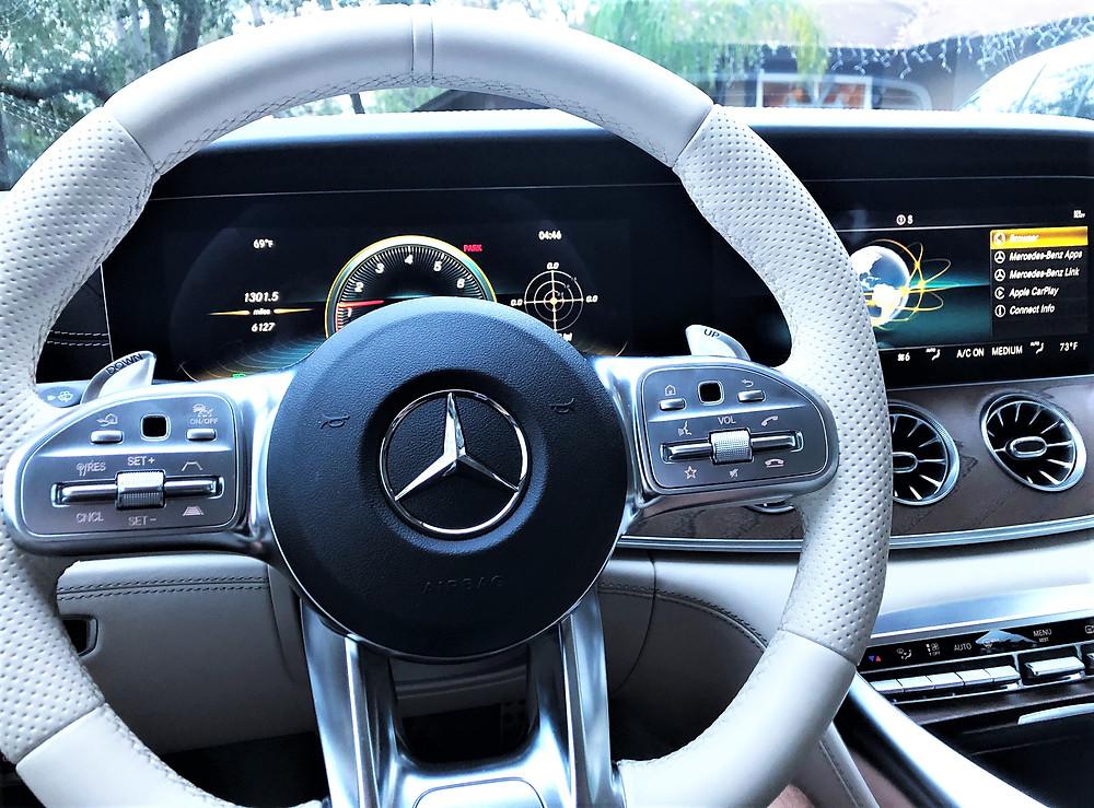 AMG GT63 S_Steering Wheel