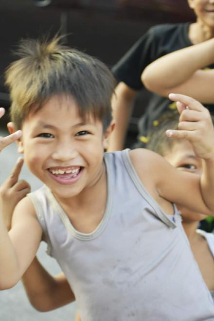 Filipino kids