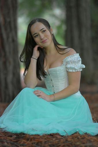 Dyllan fairy / forest portrait