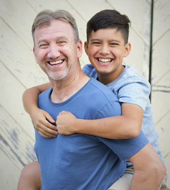 Father and Son Lisenko