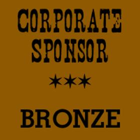 Corporate Sponsor (BRONZE)