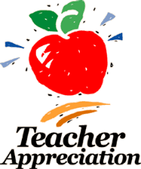 Teacher Appreciation Lunch