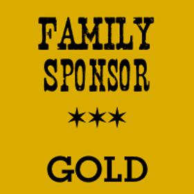 Family Sponsor (GOLD)