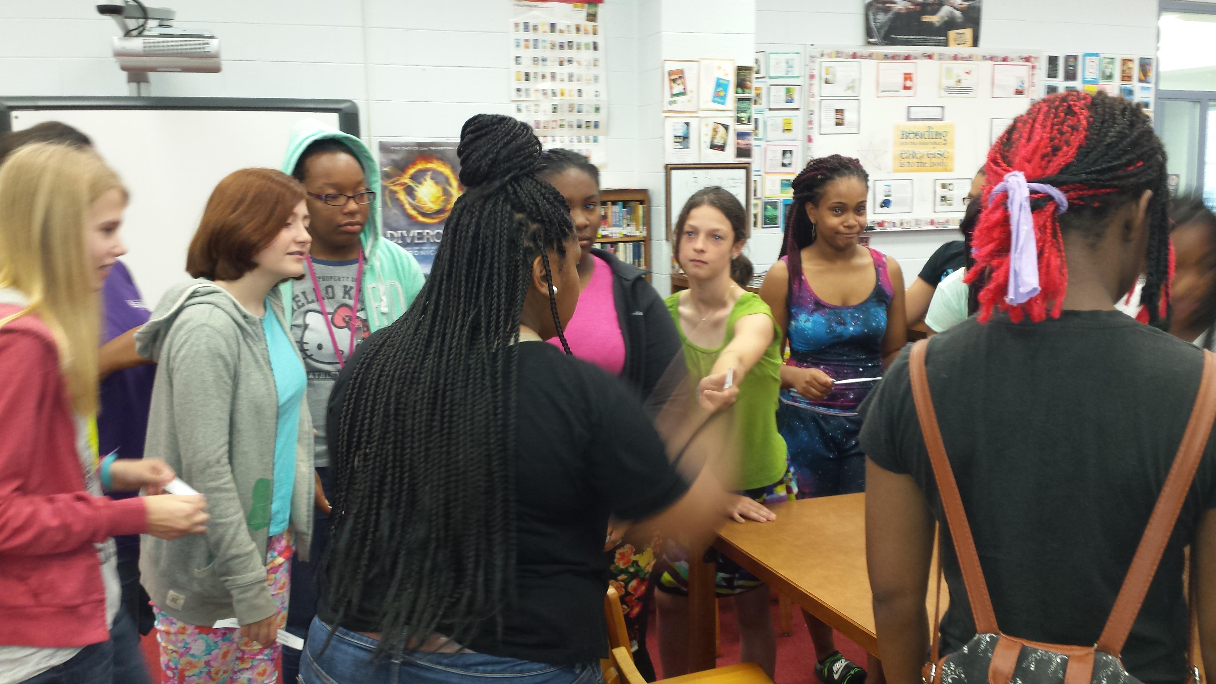 Charlotte STEM Camp