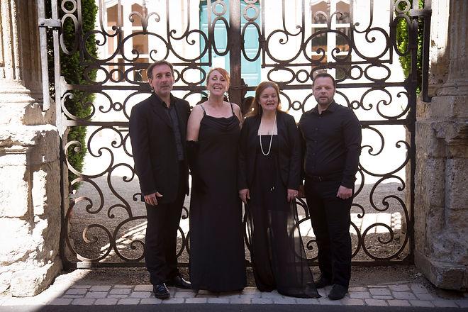 quatuor vocale Elyxir