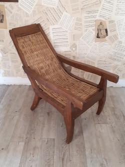 Chaise planteur
