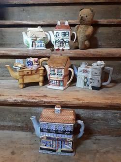 vintage crockery rentals