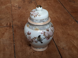 Little Chinese pot with lid