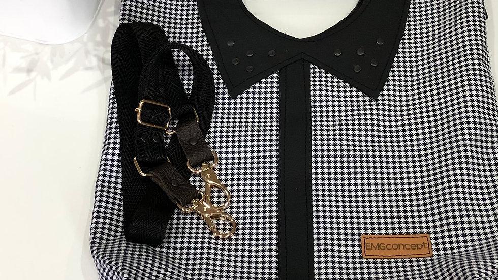 Torebka Collar Pepita