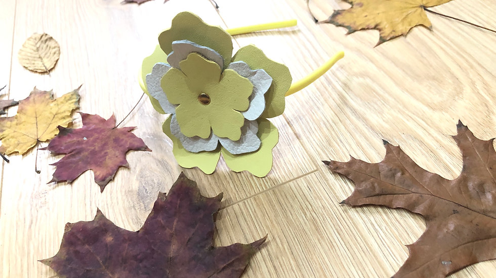 Opaska Flower