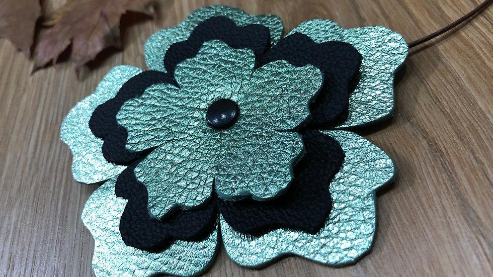 Broszka Flower
