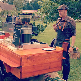 espresso bakfiets, mobiele espresso bar, koffie catering, mobiele koffie catering, koffie catering op lokatie, 9bar coffee
