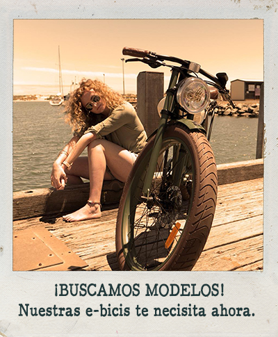 Buscamos modelos