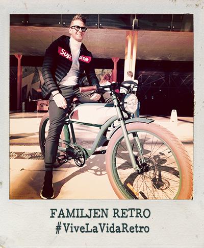 Välkommen till familjen retro :-)