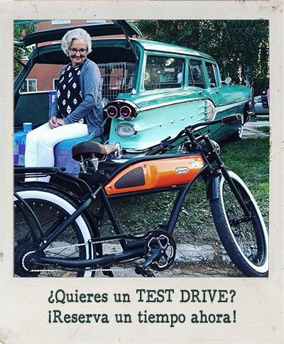 Reserva un test drive