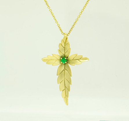 Mint cross