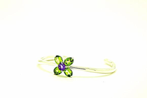 Tea Time Cuff Bracelet