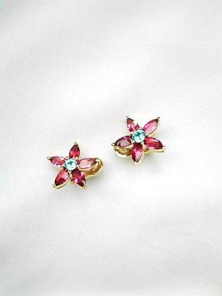 Rubylites Earrings