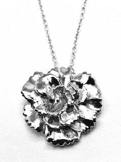 January Flower - Carnation
