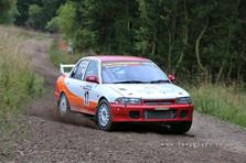 Trackrod Rally Yorkshire