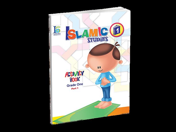 Islamic Studies Activity Book: Grade 1, Part 1