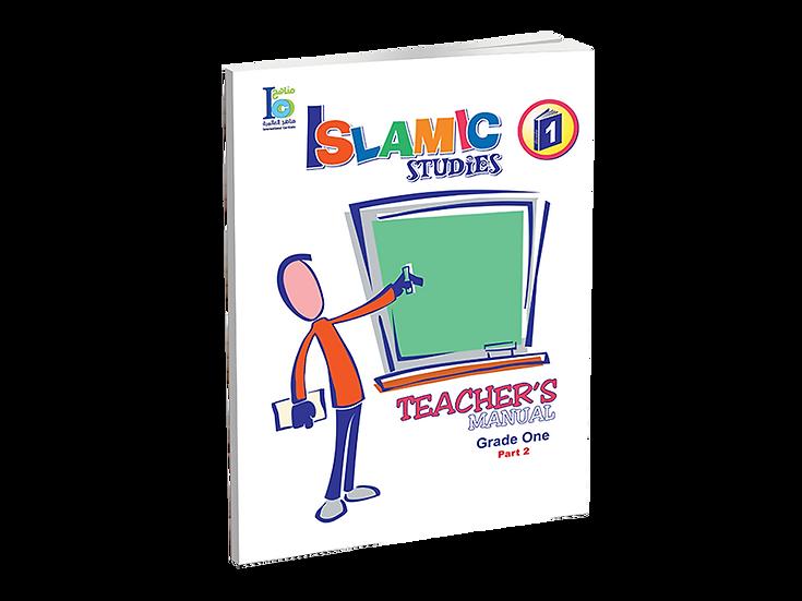 Islamic Studies Teacher's Manual Grade 1, Part 2
