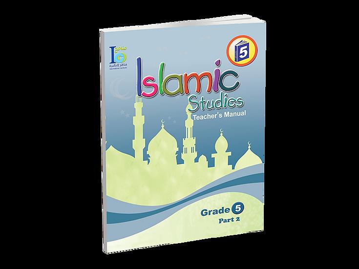 Islamic Studies Teacher's Manual Grade 5, Part 2