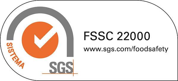 Certificado FSSC 22000