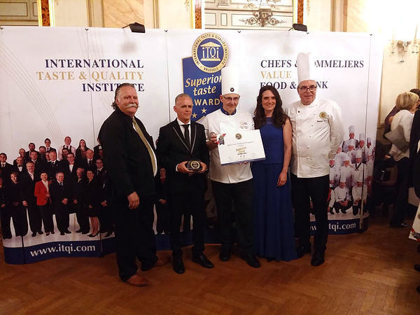 iTQi Superior Taste Award