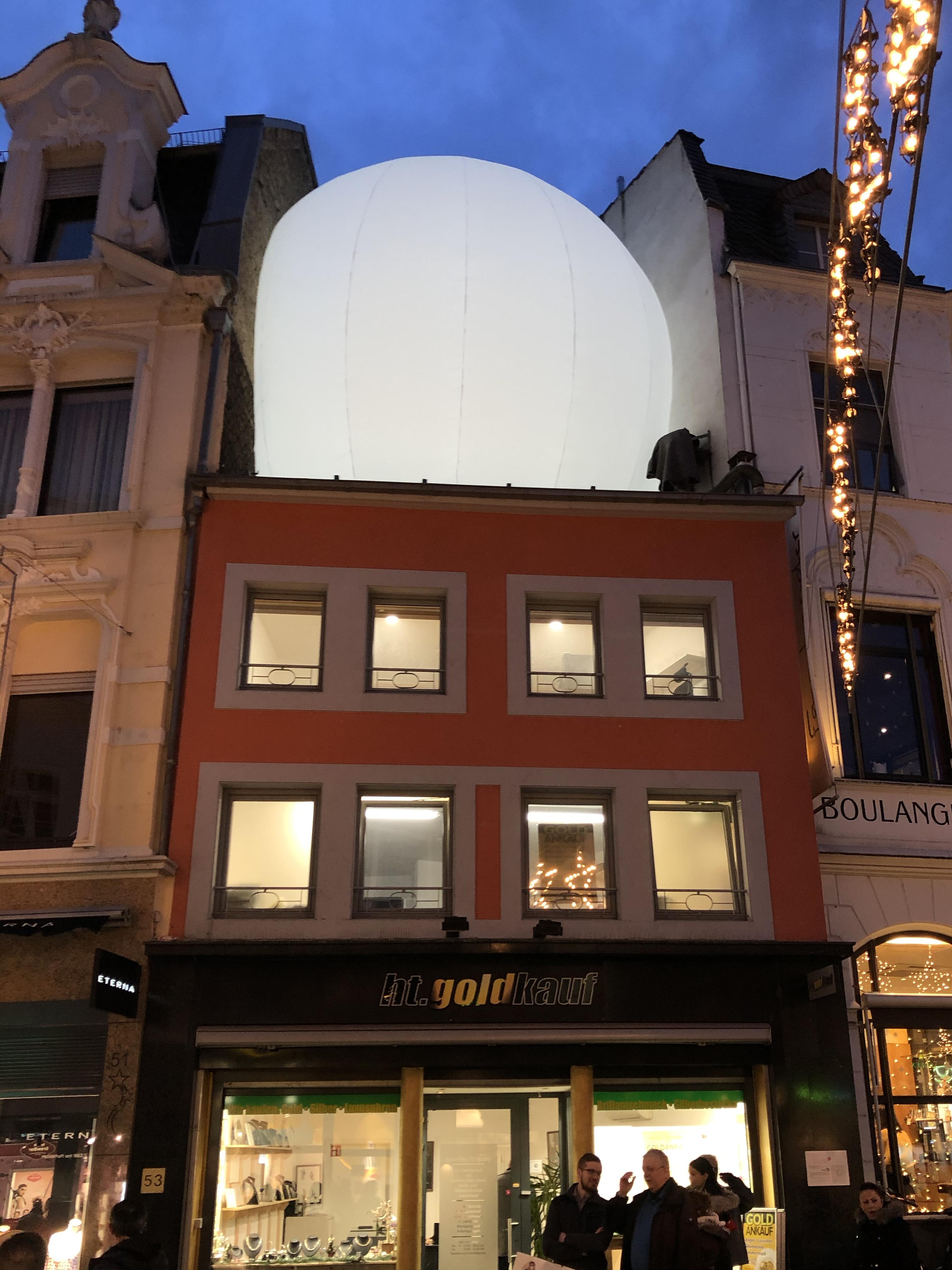 DER GEIST, Sternstraße, Bonn