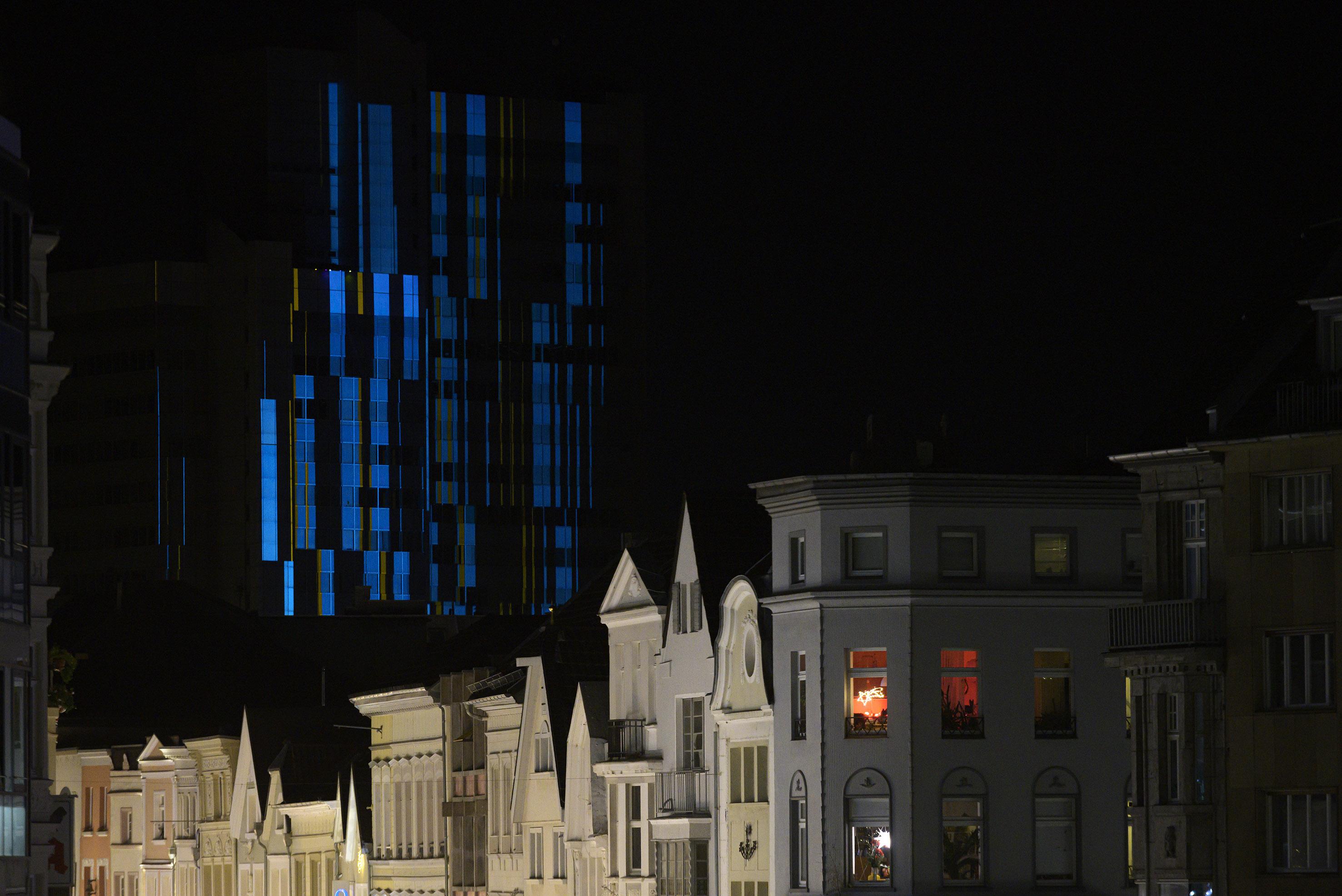 Ansicht DIE MENSCHEN, Bonn