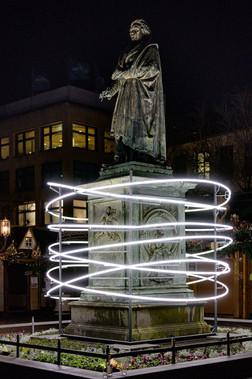 DER BÜRGER, Beethoven-Denkmal, Bonn