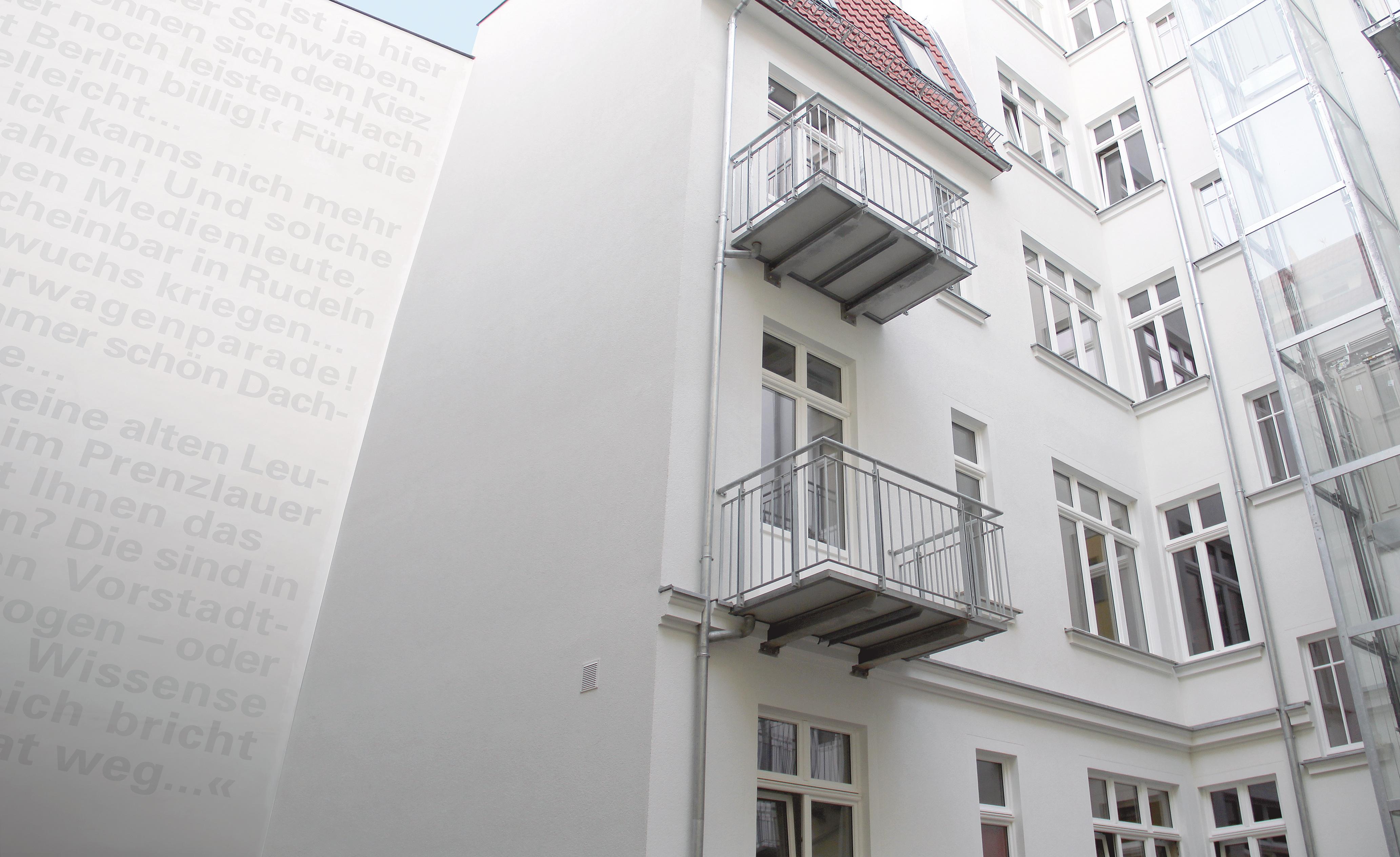 Felix Müller LEBEN AN DER SCHÖNHAUSE