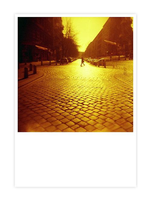 Postkarte HELMHOLTZPLATZ