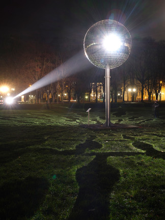 DIE KUGEL, Hofgarten, Bonn