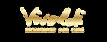 Logo Vivaldi Melle Messing glanz frei.pn