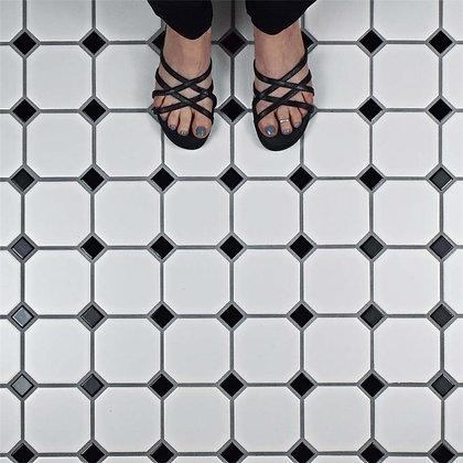 Mosaic Bát Giác Octagon