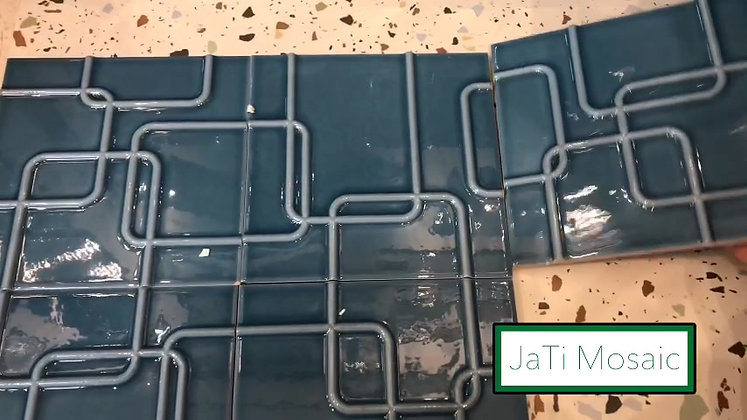 Gạch Gốm 3D