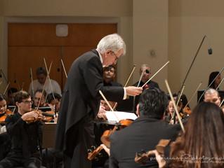 Grandiosa premier de la Orquesta Bolívar Phil.