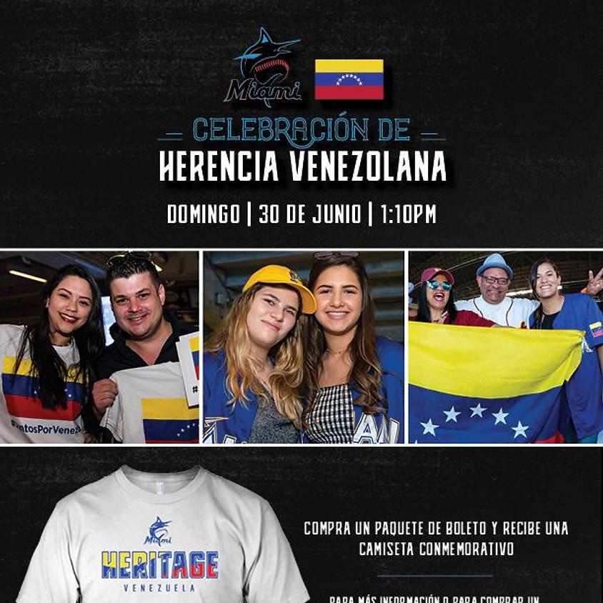 CELEBRACIÓN DE LA HERENCIA VENEZOLANA