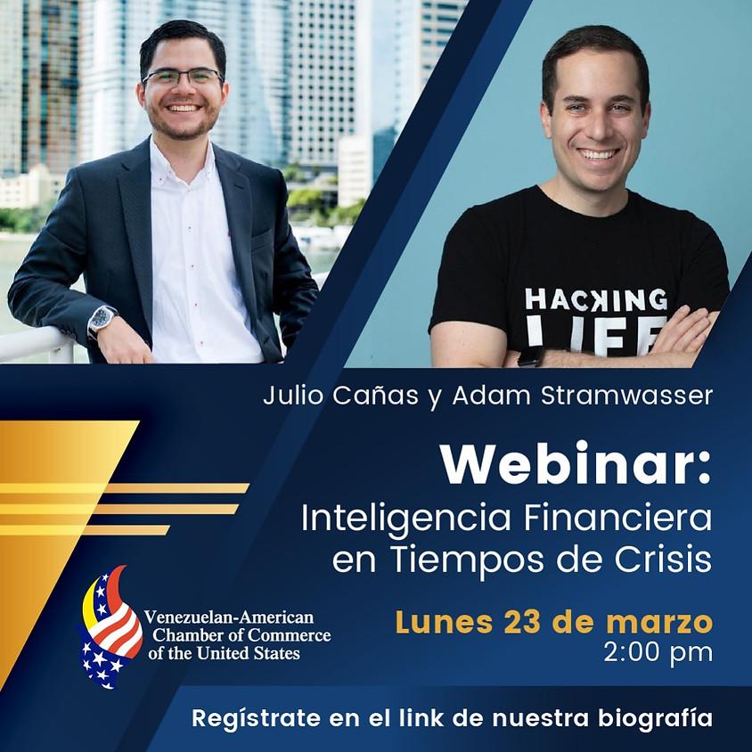 Webinar: Inteligencia Financiera en Tiempos de Crisis