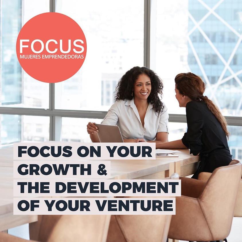 FOCUS Mujeres Emprendedoras