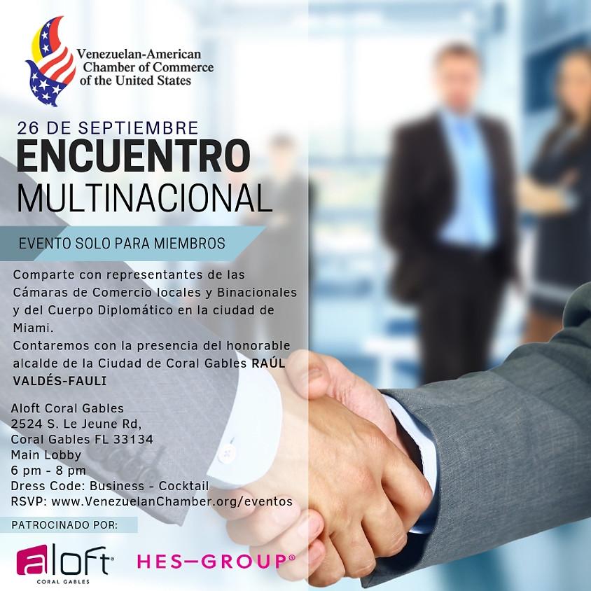 Encuentro Multinacional