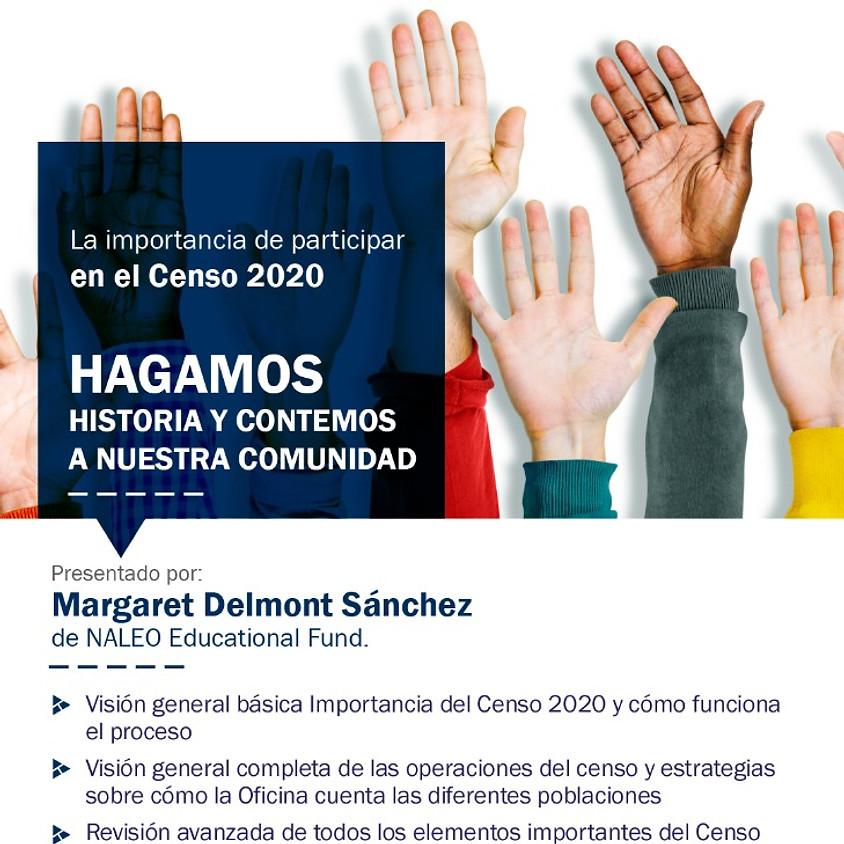 La importancia de participar en el Censo 2020