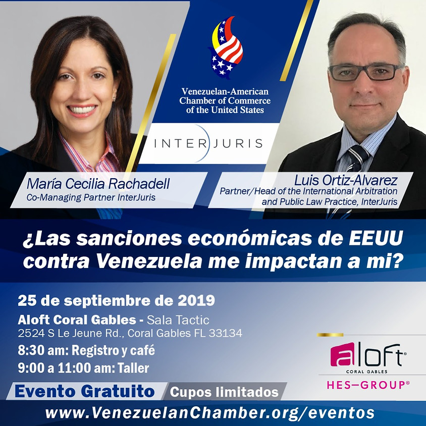 ¿Las sanciones económicas de EEUU contra Venezuela me impactan?