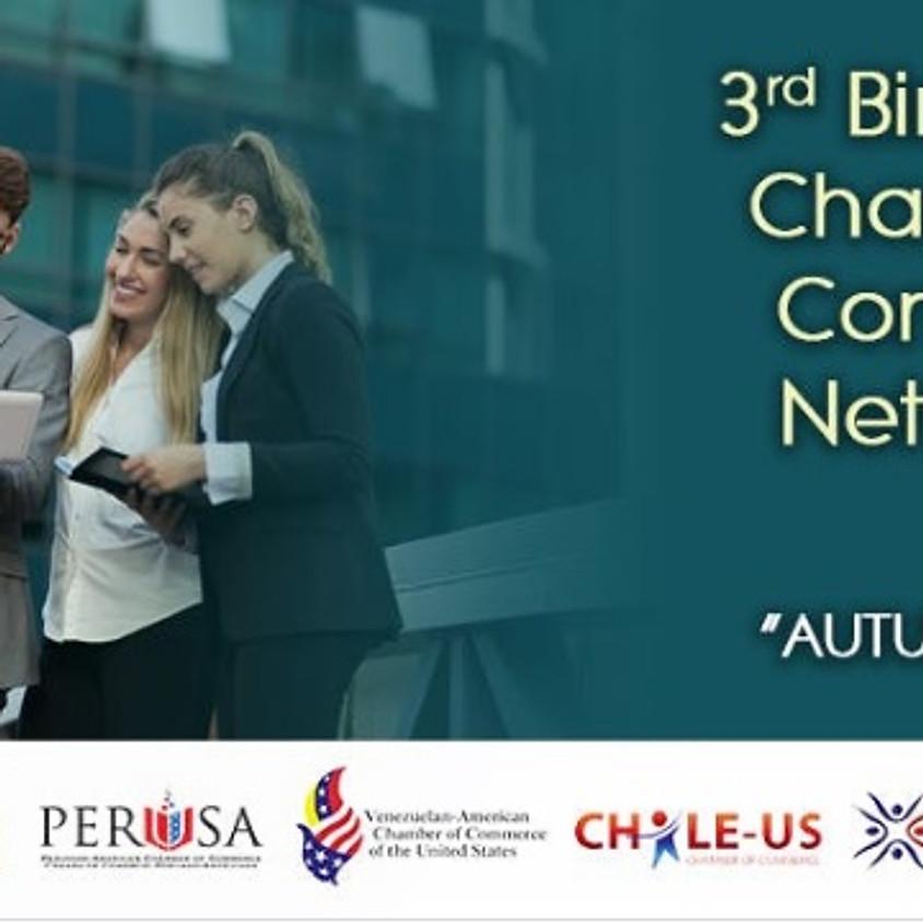 3er Evento de Networking con las Cámaras de Comercio Binacionales
