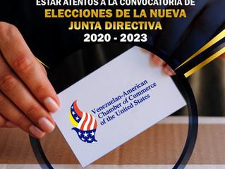 CONVOCATORIA A ELECCIONES DE JUNTA DIRECTIVA 2020 - 2023