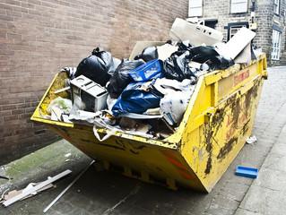 ¿A dónde va su basura?