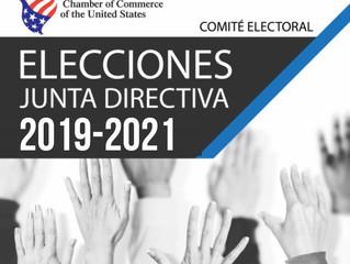 La Cámara de Comercio Venezolano Americana eligirá a 6 nuevos miembros para su Junta Directiva.